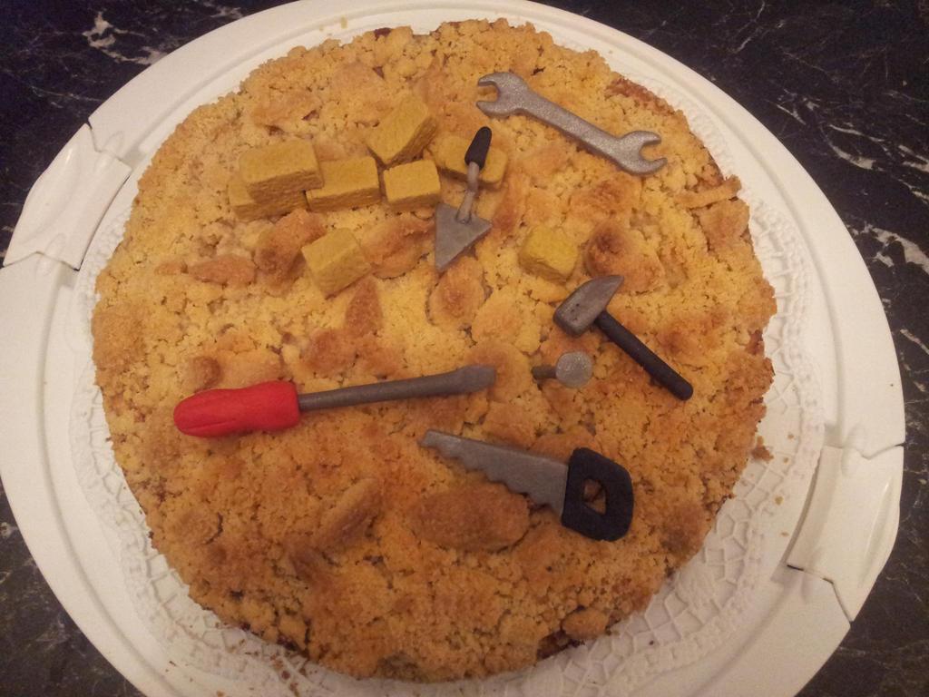 Diy Tool Cake Toppers