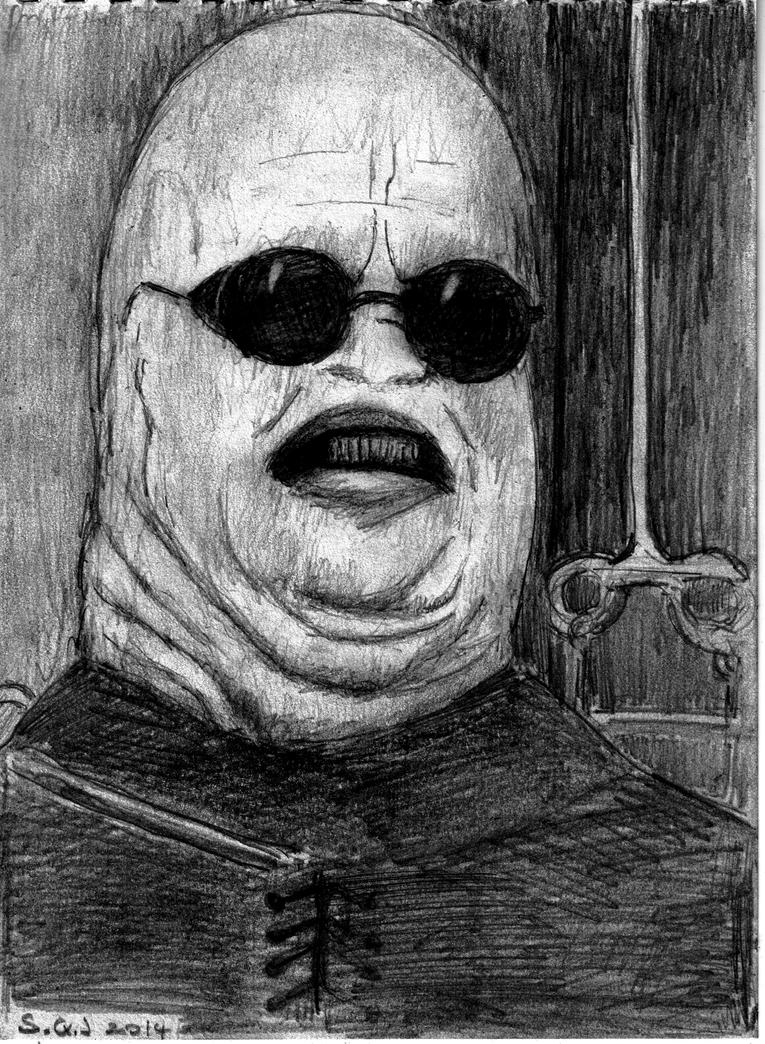 'Butterball' Cenobite from Hellraiser by suttonQjuggernaut1