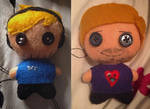 Youtubers - PewDiePie Plush by Jack-O-AllTrades