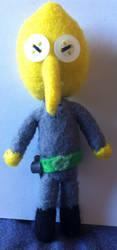 Adventure Time: Mini Lemongrab Plush