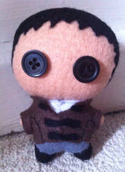 Dishonored - The Outsider Plush