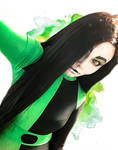 Kim possible - Shego (costest)