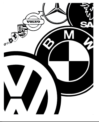 Euro Car Logos By Steelangelichigo On Deviantart