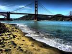 Touristic Photo of Golden Gate