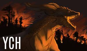 [fire] DRAGON YCH CLOSED