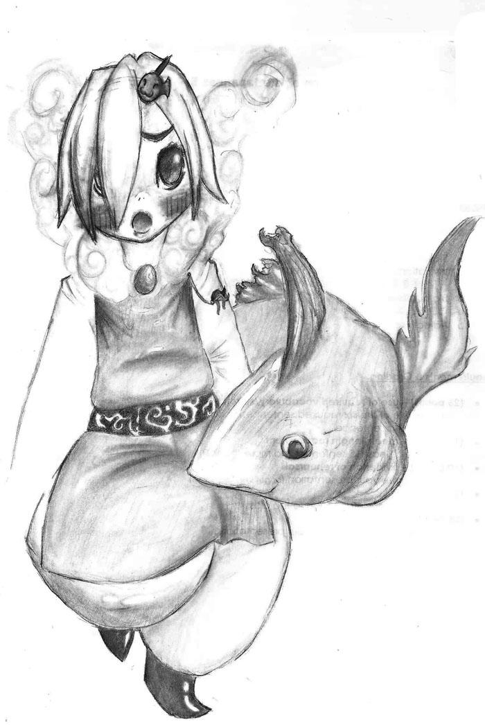 Goldfish by NaokoSuku
