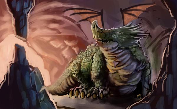 C.O.W. #237. Fat Dragon - WIPs Thread.
