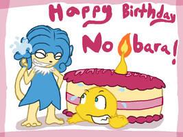 Nobara B-day Gift