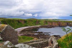 North Sea - Scottish shores