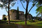 The Castle of Gorizia