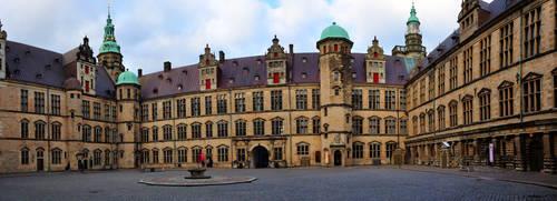 Kronborg Castle by dcheeky