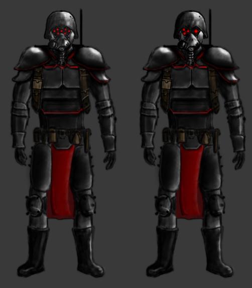 TF - Nod Black Hand Co... Star Wars Characters Art