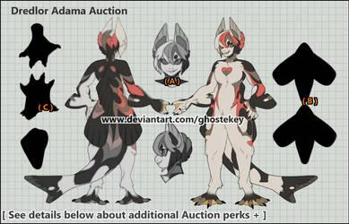Koi Dredlor Auction ( Sold )