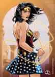 Wonder Woman Pinup