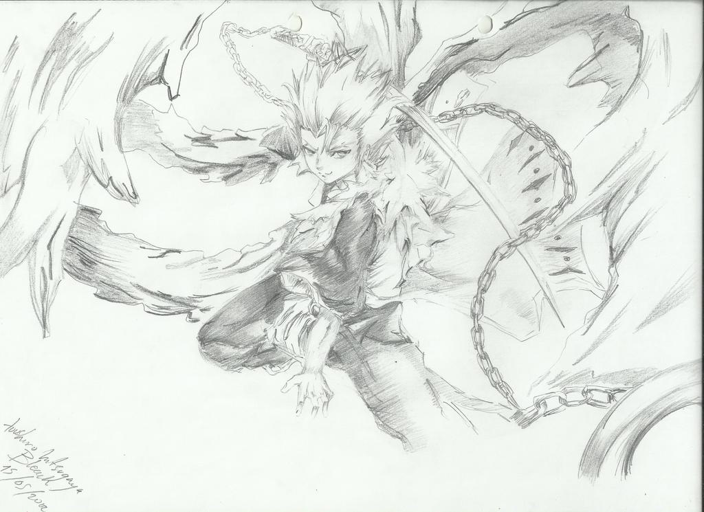 Hitsugaya Toushiro From Bleach by becmart03