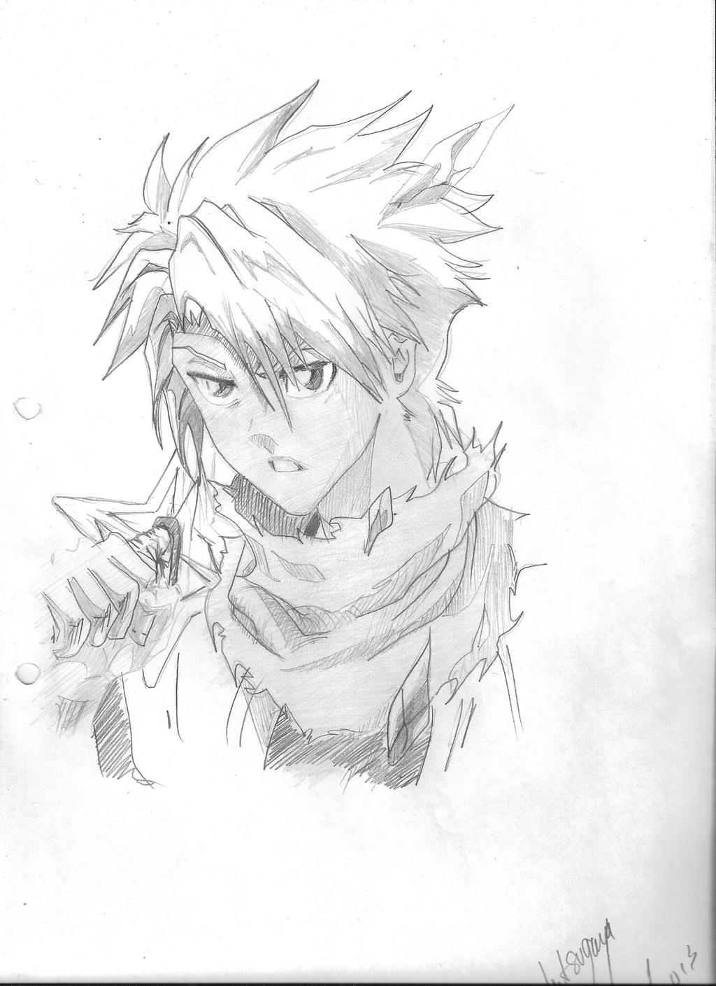 Toushiro by becmart03