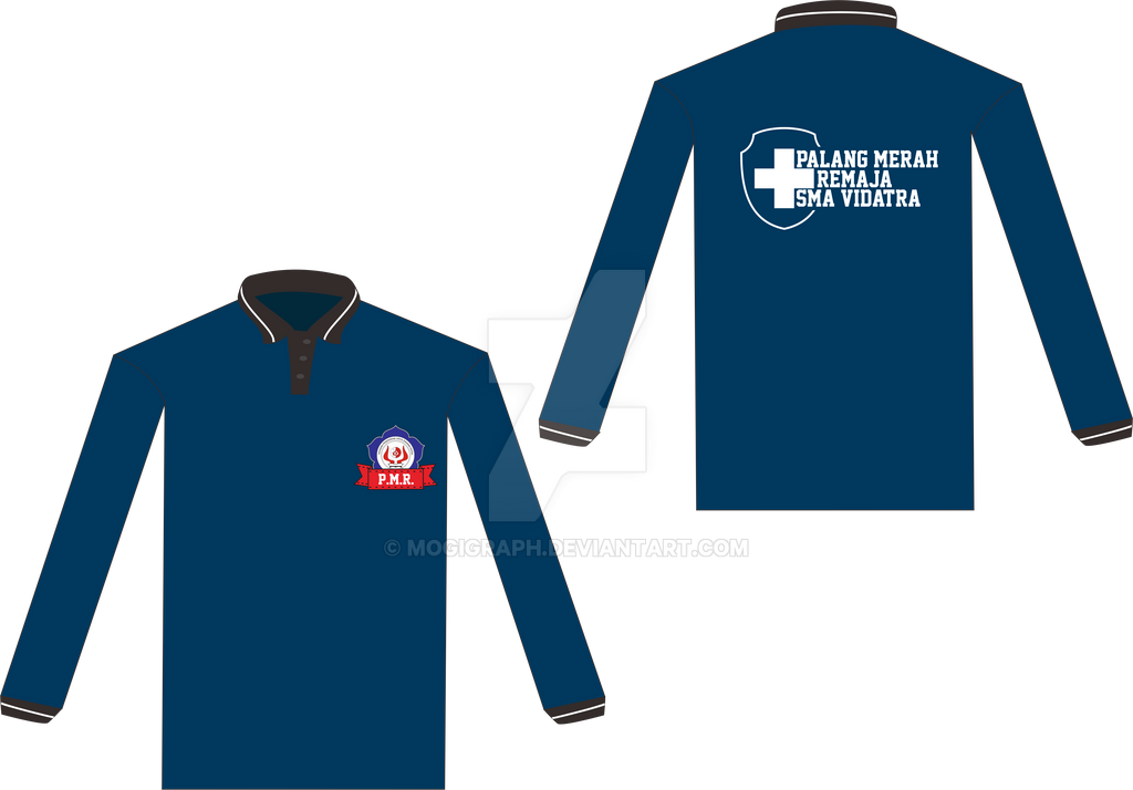 Baju Lapangan PMR by mogigraph on DeviantArt