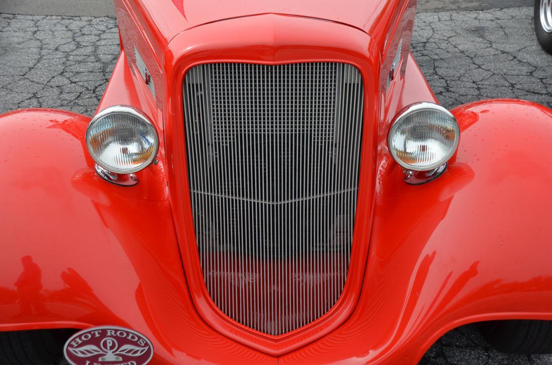 1933 Ford Headlights : Ford grill by atokarski on deviantart