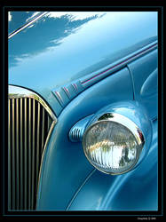 Classic Blue by osagelady