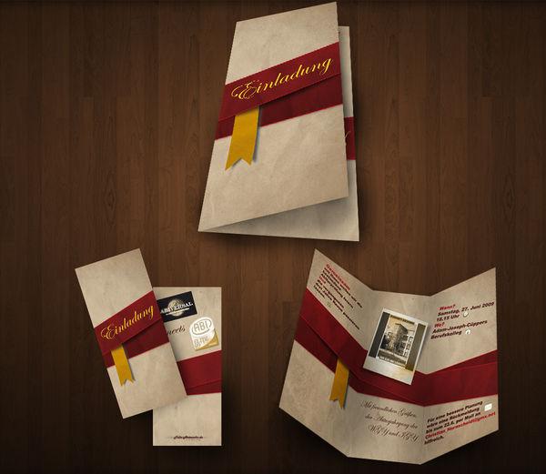 Graduation - Invitation by Hades90k
