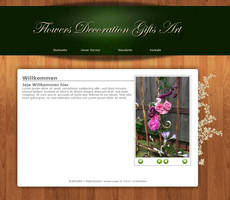 Flowers Decoration Gifts Art by Hades90k