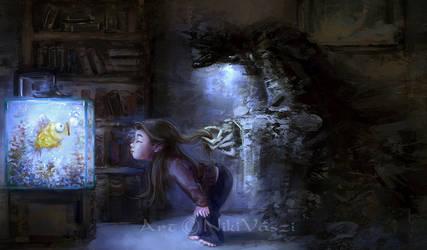 Silent Scream by NikiVaszi