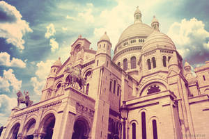 Montmartre by plannerk