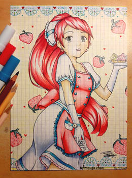 Strawberry Maid