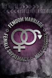 Femdom marriage by Keptinplace