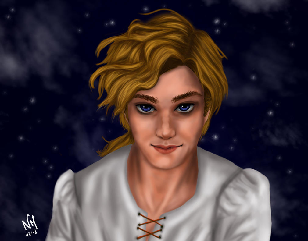 Guybrush Threepwood by NashiraManlia