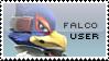Falco Stamp by yukidarkfan