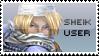 Sheik Stamp by yukidarkfan