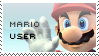 Mario Stamp by yukidarkfan