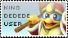 King Dedede by yukidarkfan