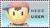 Ness Stamp by yukidarkfan