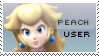 Peach User by yukidarkfan