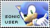 Sonic Stamp by yukidarkfan
