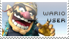 Wario Stamp by yukidarkfan