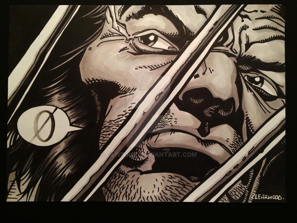 Wolverine Sondag by OlivierCl