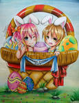 Happy Easter 2014! by FrownedClown
