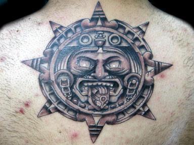 Aztec by lennyrenken
