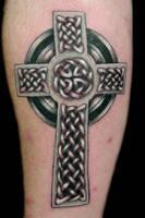 celtic cross by lennyrenken
