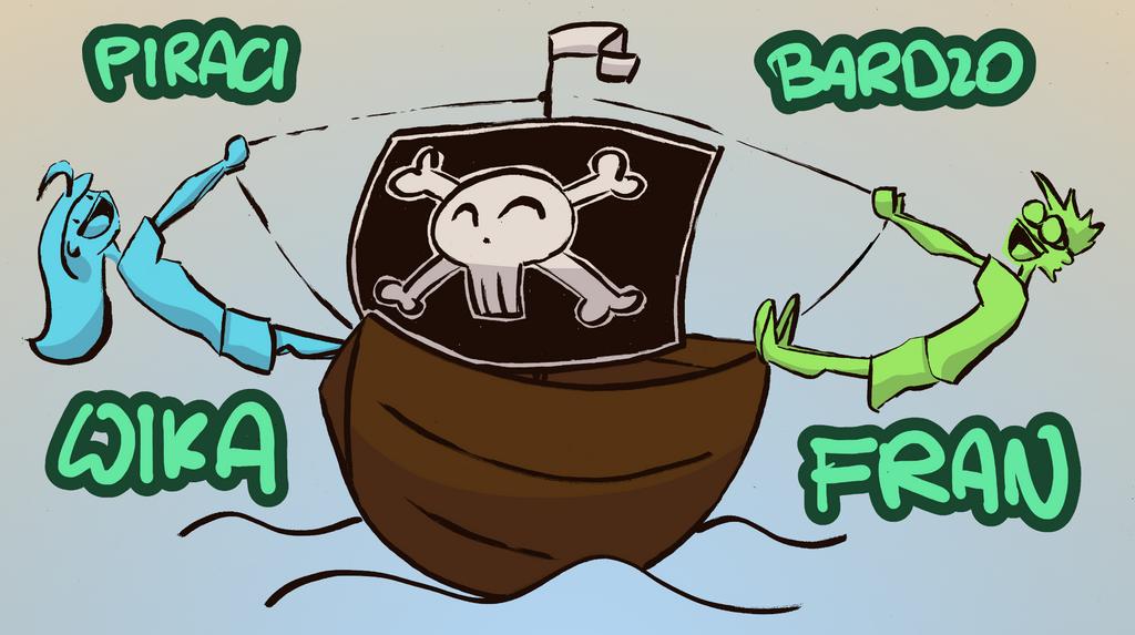Piraci bardzo by Franklin-Weather