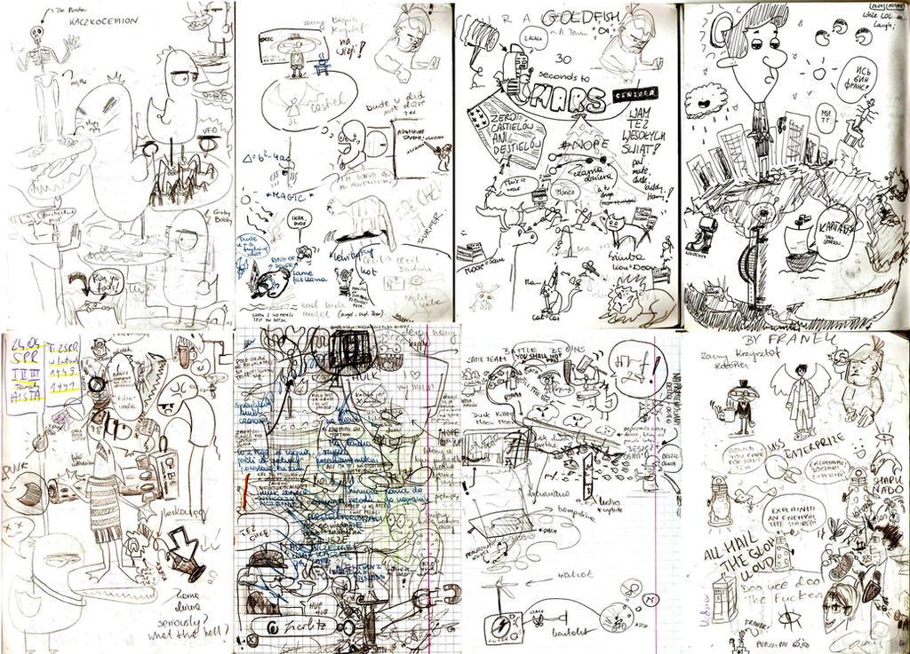 Psychodeliczne rysunki v2 by Franklin-Weather