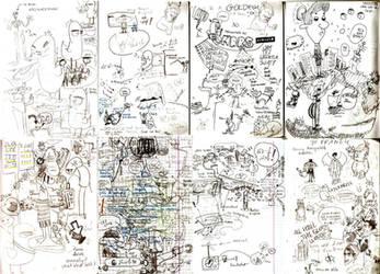 Psychodeliczne rysunki v2