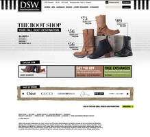 DSW Redesign Concept 02