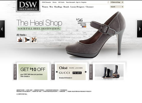 DSW Redesign Concept 03