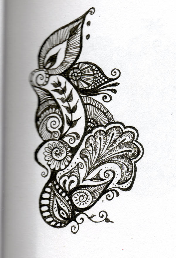 Henna Design by anxy on DeviantArt