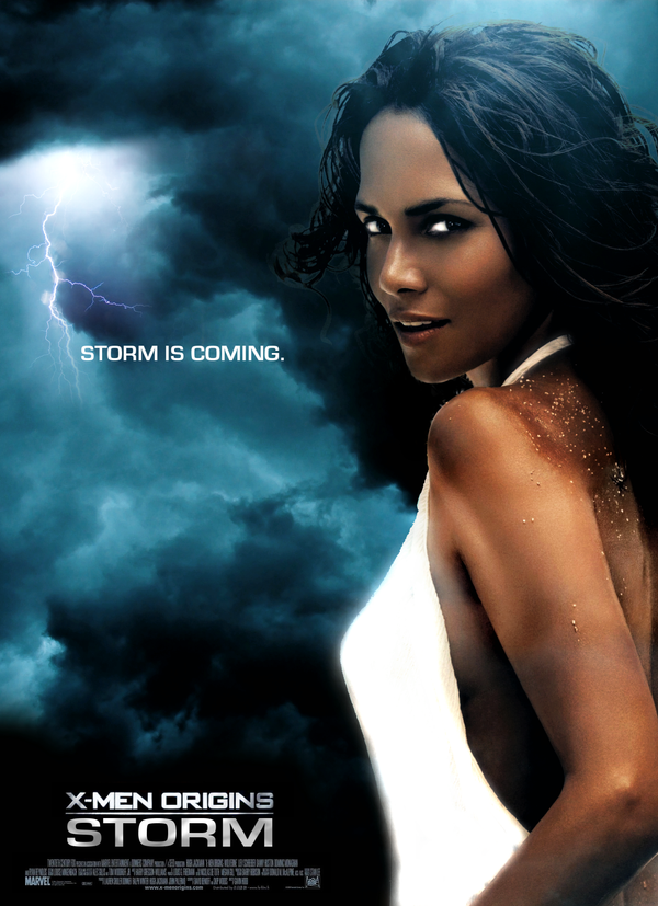 X-Men Origins: Storm by misha0136