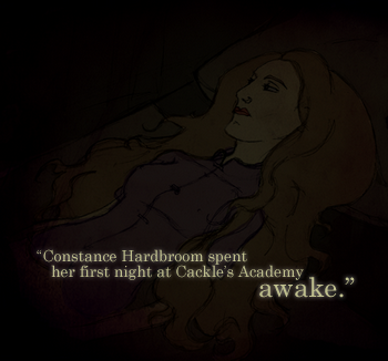 """Фанарт по """"Самой плохой ведьме"""" - Страница 3 HB__s_First_Night_at_Cackle__s_by_misha0136"""